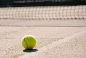 Kort cementowy w tenisie