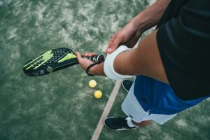 Rodzaje chwytów w tenisie